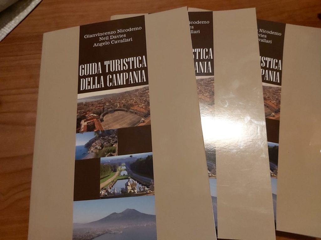 Nel catalogo 2020 la Guida turistica della Campania