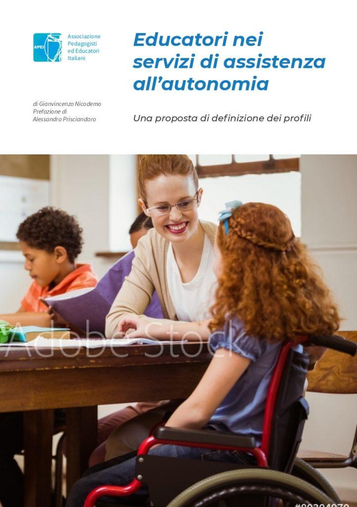 Assistenti all'autonomia e alla comunicazione, una nuova pubblicazione di Cds edizioni